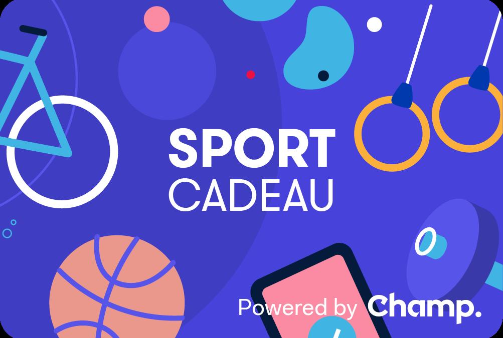 Hij is er: de Sport Cadeaukaart!