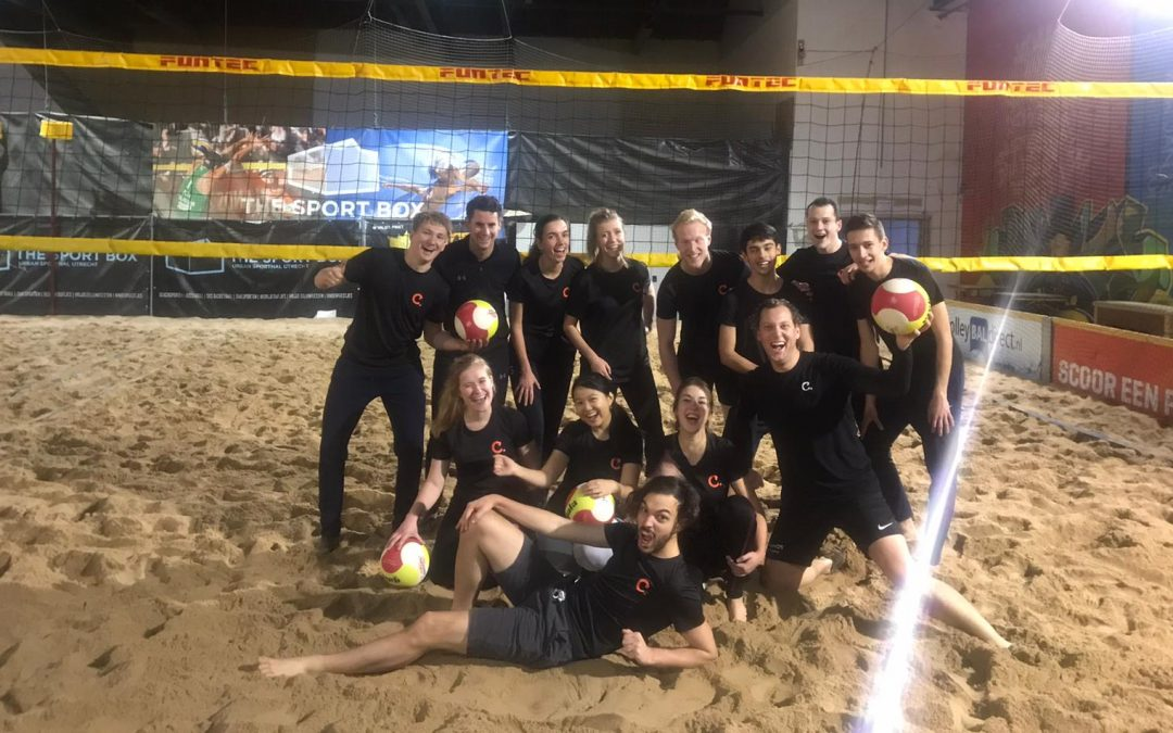 Weekly Workout: Beachvolleybal bij The Sport Box Utrecht