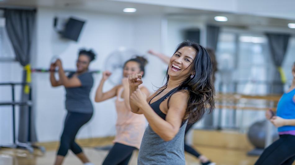 Dancing to get healthy