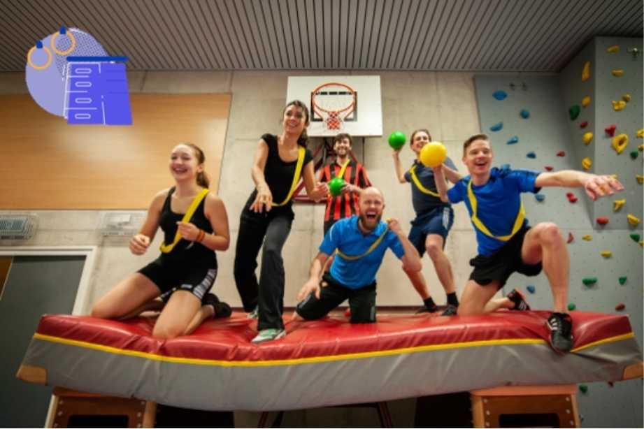 Sport cadeau - Apenkooi - Champ