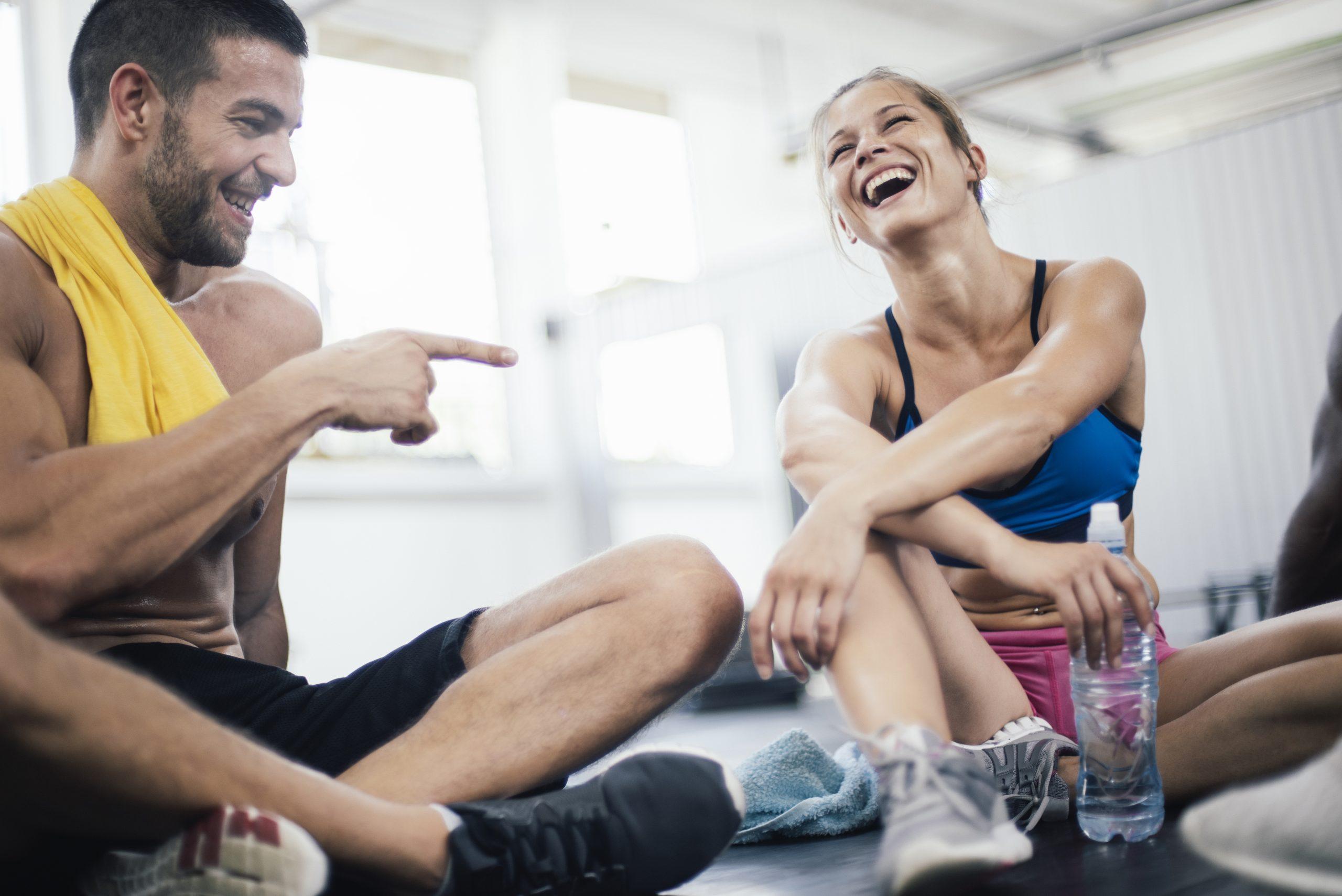 Cadeaukaart SportCadeau Gym Fitness Bootcamp Champ