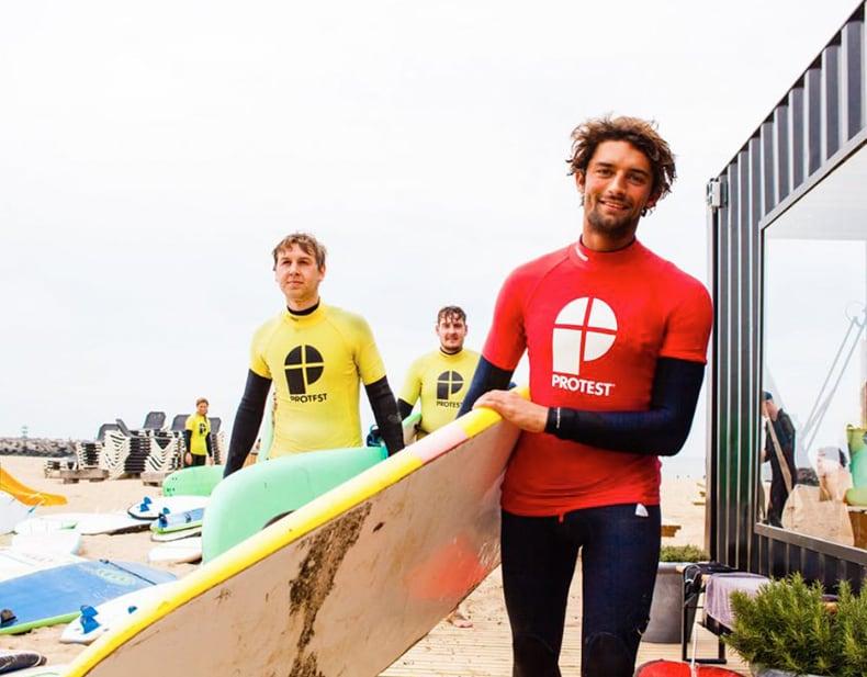 Champ SportCadeau Cadeaukaart Surfen Watersport